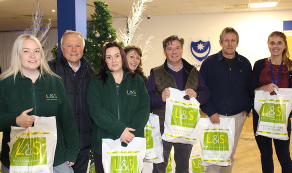 L&S Waste Get Creative With the Rainbow Centre this Christmas